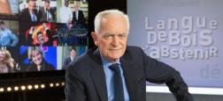 """Philippe Labro proposera un numéro spécial consacré au football de son émission """"Langue de bois s'abstenir"""" mercredi à 23h50 sur C8"""