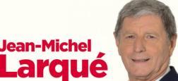 Le commentateur sportif Jean-Michel Larqué sort un livre dévoilant les indiscrétions du monde du football