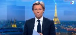 Audiences 20h: Le journal de France 2 avec Laurent Delahousse en forme même si Anne-Claire Coudray reste leader sur TF1