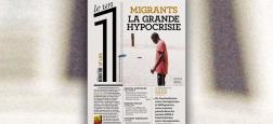 """Le magazine de presse écrite """"Le 1"""" s'invite à la télévision sur la chaîne de télé franceinfo avec une émission hebdomadaire"""