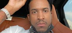 Le rappeur Lil Reese a été blessé dans une fusillade pour la deuxième fois en deux ans dans un parking à Chicago - Il a été transporté à l'hôpital dans un état «passable» selon la police