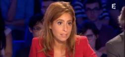 """Léa Salamé va présenter seule """"L'émission politique"""" sur France 2... alors que David Pujadas est sur le point de rejoindre LCI"""
