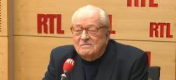 Jean-Marie Le Pen condamné à 800 euros d'amende par le tribunal correctionnel de Paris pour des propos homophobes