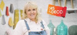 Audiences: A 17h15 sur TF1, Valérie Damidot atteint sa plus basse audience à 900.000 téléspectateurs, largement battue par Cyril Féraud sur France 3