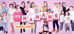 """Audience: L'émission """"Les mamans"""" a réalisé hier à 18h20 un record d'audience historique sur la chaîne 6Ter"""