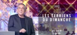 """Audiences Avant 20h : """"Sept à huit"""" large leader à près de 4 millions sur TF1 - Record historique pour """"Les terriens du dimanche"""" sur C8"""