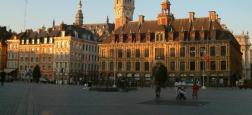 Après Lyon et Paris, BFMTV lance demain deux nouvelles chaînes d'information locale, BFM Grand Lille et BFM Grand Littoral