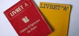 Le taux de rémunération du livret A tombera à 0,5 % dès le 1er février, a annoncé  le ministre de l'Économie et des Finances Bruno Le Maire