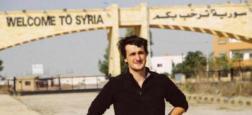 Le jeune journaliste Loup Bureau, de retour en France après 51 jours de détention en Turquie, raconte son incarcération