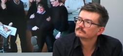 """Dans un ouvrage à paraître en novembre, le dessinateur Luz revient sur son travail à la rédaction de """"Charlie Hebdo"""""""