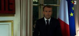 """EN DIRECT - Emmanuel Macron: """"J'ai pu déranger ou choquer certains par mon parler vrai. (...) Il n'y a ni tournant, ni changement de cap dans la politique"""""""