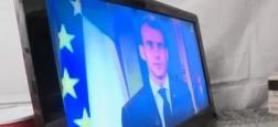 Audiences 20H: L'énorme carton d'Emmanuel Macron avec plus de 23 millions de téléspectateurs - Découvrez les audiences des chaînes info