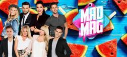 """NRJ12 suspend l'émission quotidienne du """"Mad Mag"""" chaque jour à 17h40 faute d'audience"""