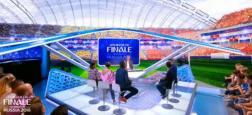 Audiences Access: Le mag de la Coupe du monde leader sur TF1 avec 2,6 millions de téléspectateurs - Nagui à 2,5 millions sur France 2
