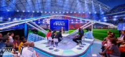 Audience: Le magazine de la Coupe du monde à plus de 7,4 millions de téléspectateurs hier à 22h05 sur TF1