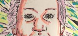 L'hommage de acteur américain Jim Carrey à Aretha Frankin passe mal ! Regardez son dessin polémique pour comprendre