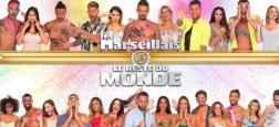 """Audiences 20h: Le journal de TF1 frôle les 6 millions hier soir - Sur W9, """"les marseillais contre le reste du monde"""" bat son record et approche le million"""