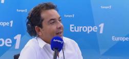 Audiences des matinales radios: France Inter et RMC baissent un peu - RTL et France Info montent un peu - Europe 1 s'effondre