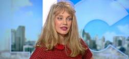 """La chanteuse et comédienne Arielle Dombasle accepte d'être candidate dans la prochaine édition de """"Danse avec les stars"""" sur TF1"""