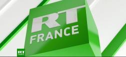 """La chaîne RT France, qui a la faveur de nombreux manifestants """"gilets jaunes"""", porte plainte """"pour menaces de mort, messages haineux et insultes"""""""