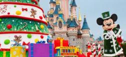 France Télévisions sera en direct de Disneyland Paris dans le cadre du Téléthon le samedi 9 décembre de 11h à 12h