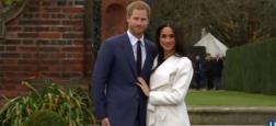 """Harry et Meghan - """"Heritages"""" spécial le jeudi 30 janvier en direct à 21h05 sur NRJ12: Le couple rebelle qui défie la reine"""
