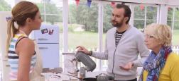 """EXCLU AVANT-PREMIERE: Ce soir dans """"Le Meilleur Pâtissier"""" sur M6, Ariane Brodier va revisiter la recette de la pomme d'amour à sa manière - Regardez"""