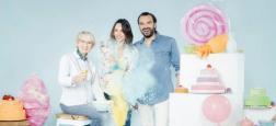 """Julia Vignali prendra les commandes du """"Meilleur pâtissier"""" à partir du mardi 17 octobre en prime sur M6"""