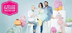 """La finale de la 6ème saison du """"Meilleur pâtissier"""" sera diffusée le mardi 12 décembre en prime sur M6"""