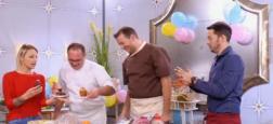 """Audience 2e PS: Le magazine """"Le meilleur pâtissier, les secrets des professionnels"""" attire 589.000 téléspectateurs à 23h35 sur M6"""