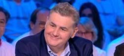 """Pierre Ménès révèle son cachet pour participer à """"TPMP"""": """"700 euros par émission, c'est assez insignifiant niveau pognon !"""""""