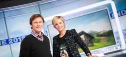 """L'émission """"Météo à la carte"""" réalise son record d'audience cette saison avec 1,1 million de téléspectateurs à 12h55 sur France 3"""