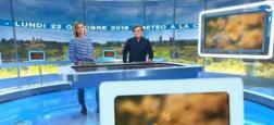 """Audience: Le magazine """"Météo à la carte"""" a réalisé hier midi un record de saison sur France 3 avec 910.000 téléspectateurs"""