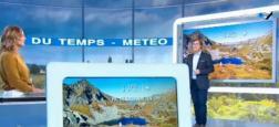 """Audiences: L'émission """"Météo à la carte"""" a réalisé hier à 12h55 un record historique sur France 3"""