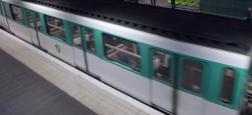 Panique cette nuit à Paris sur la ligne 1 automatique du métro quand une rame ne s'est pas arrêtée successivement à 3 stations faisant craindre une collision