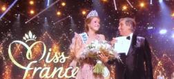 Audiences Prime: Gros succès pour Miss France sur TF1, en très forte hausse hier soir sur un an, avec 8,6 millions de téléspectateurs sur la soirée pour le sacre d'Amandine Petit