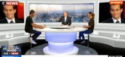 """Record d'audience pour """"Morandini Live"""" hier sur CNews avec près de 150.000 personnes à 10h35 - Deuxième chaîne info de France"""