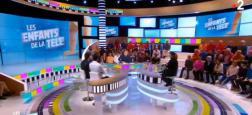 """Audiences Avant 20h: """"Les enfants de la télé"""" sur France 2 à égalité avec """"66 minutes"""" sur M6 - Thierry Ardisson sur C8 devant """"C Politique"""" sur France 5"""