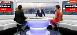 """Nouveau succès pour """"Morandini Live"""" hier en direct sur CNews avec près de 130.000 personnes à 11h"""