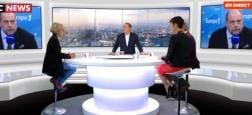 Audiences: Nouveau succès pour Morandini Live vendredi sur CNews avec 129.000 téléspectateurs à 11h contre 48.000 pour LCI