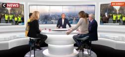 """Audience historique pour """"Morandini Live"""" hier à 10h35 qui propulse CNews première chaîne info de France, largement devant BFMTV et LCI"""