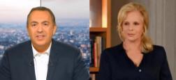 """Audiences CNews: Avec Sylvie Vartan en exclusivité, """"Morandini Live"""" première chaîne info de France hier entre 11h et midi sur les 25/49 ans"""