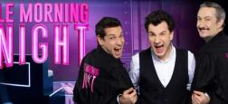 "On connait enfin la date du retour de Michaël Youn sur M6 avec ses acolytes du ""Morning Live"" pour ""Le Morning Night"""