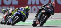 Canal Plus annonce avoir acquis les droits de diffusion exclusifs du MotoGP pour plusieurs saisons à partir de l'année prochaine