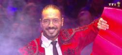 """Audiences Prime: """"Danse avec les stars"""" sur TF1 en baisse pour l'élimination de Moundir et battu par France 3 - France 5 plus fort que France 2 et l'athlétisme"""