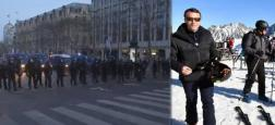 Gilets Jaunes : Emmanuel Macron écourte son week-end à la station de ski de La Mongie, dans les Pyrénées. Le chef de l'Etat revient dès ce soir, selon l'Elysée.