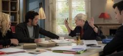 """Audiences Prime: """"Munch"""" sur TF1 large leader à 5,5 millions - """"Envoyé Spécial"""" sur France 2 à 2,8 millions - La série """"FBI"""" sur M6 faible sous les 1,4 million"""