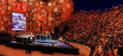 """France 3 diffusera la 8e édition de """"Musiques en fête"""", présentée par Judith Chaine et Cyril Féraud, mercredi soir en prime"""