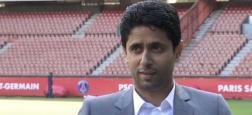 Le patron du PSG, Nasser al-Khelaïfi, va porter plainte contre Mediapart, The Guardian et Der Spiegel après des d'informations le mettant en cause