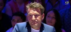 """Benjamin Castaldi craque en direct et fond en larmes hier soir dans """"Touche pas à mon poste"""" en demandant pardon à ses fils - Voici pourquoi.... Vidéo"""